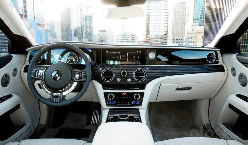 Bán xe Rolls Royce Ghost model 2021, màu trắng (4)