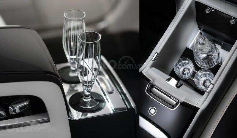 Bán xe Rolls Royce Ghost model 2021, màu trắng (9)