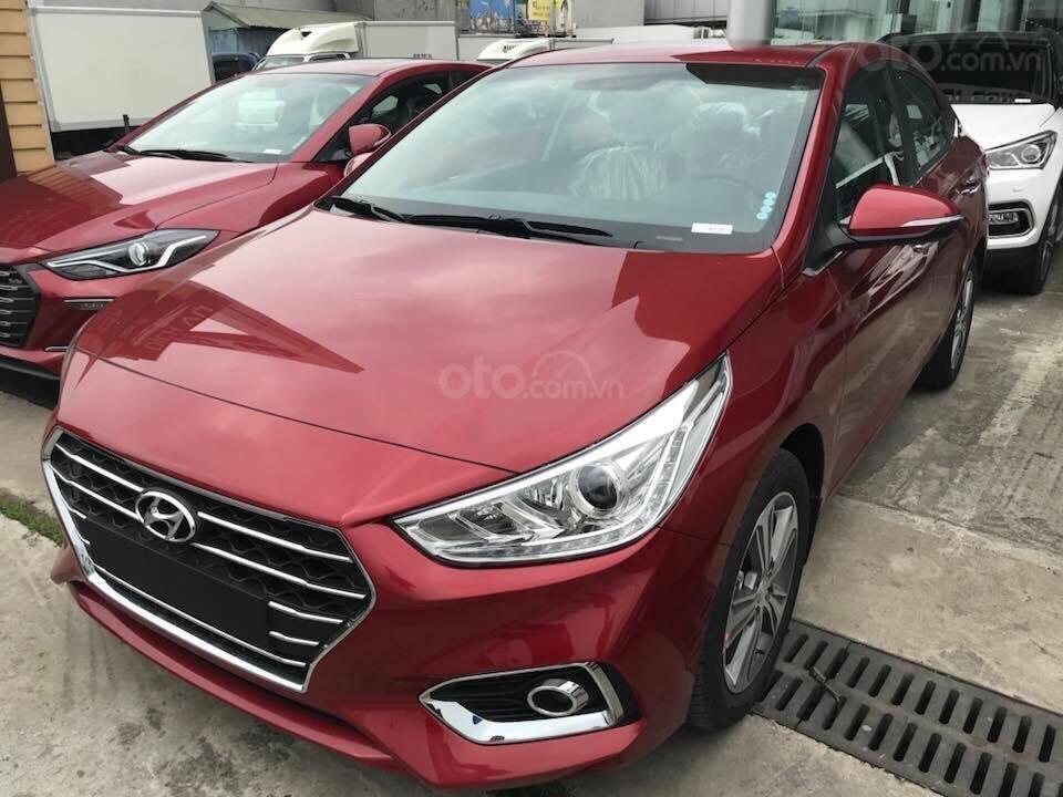 Hyundai Accent 2020 - khuyến mãi cực khủng - hỗ trợ lăn bánh giá tốt nhất thị trường (3)
