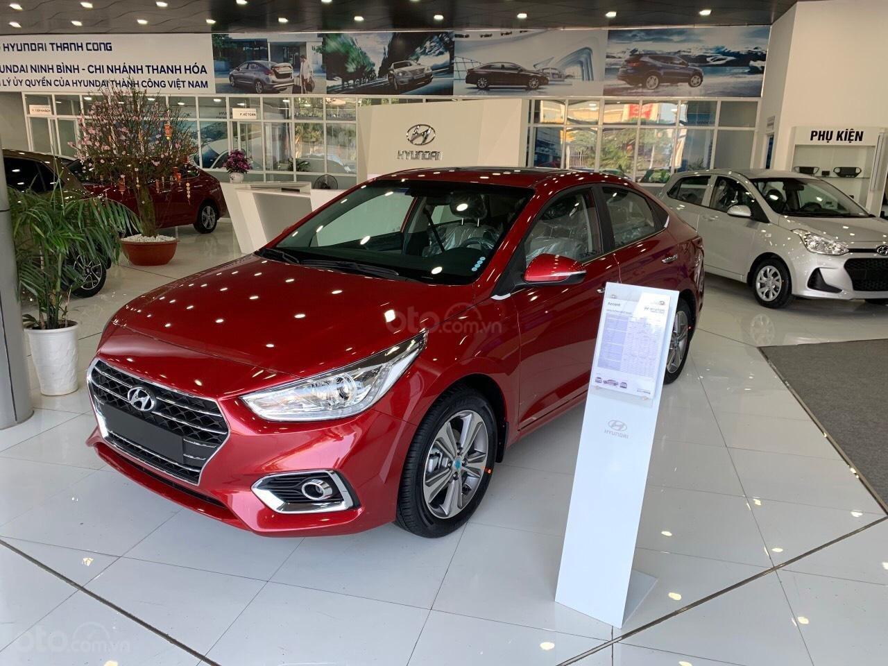 Hyundai Accent 2020 - khuyến mãi cực khủng - hỗ trợ lăn bánh giá tốt nhất thị trường (1)