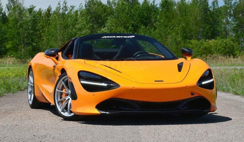 McLaren 720S Spider sản xuất 2020, nhập khẩu Mỹ (3)