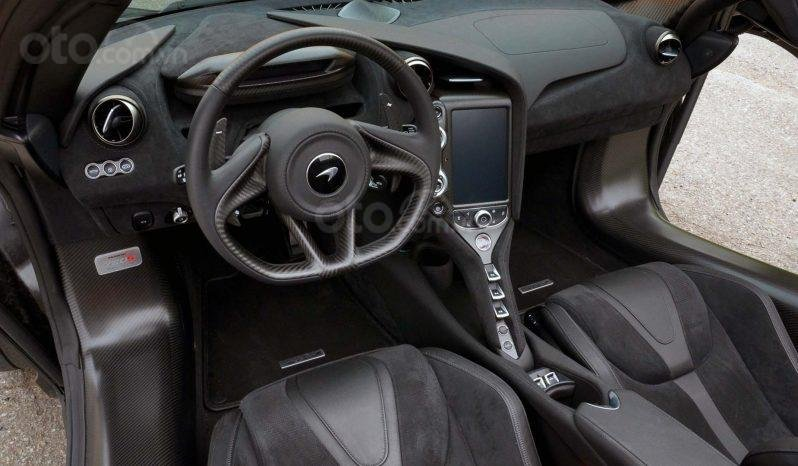 McLaren 720S Spider sản xuất 2020, nhập khẩu Mỹ (5)