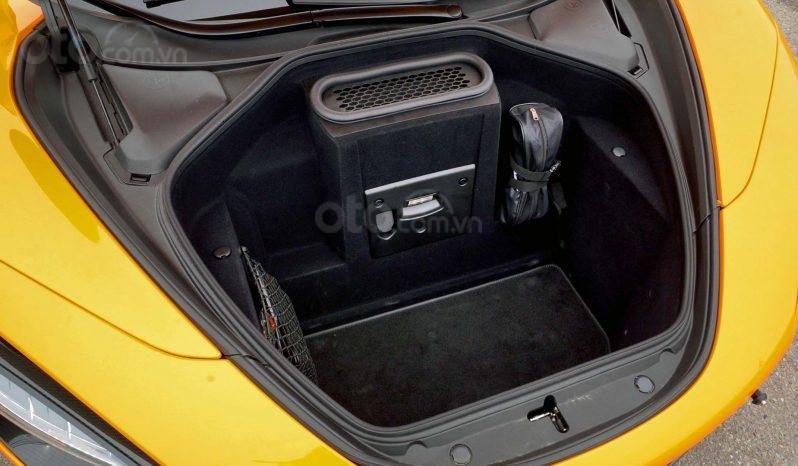 McLaren 720S Spider sản xuất 2020, nhập khẩu Mỹ (6)