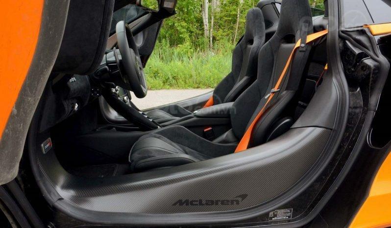 McLaren 720S Spider sản xuất 2020, nhập khẩu Mỹ (7)