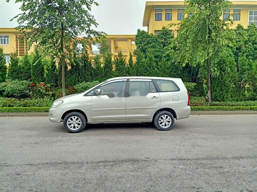 Cần bán gấp Toyota Innova năm 2008, xe tư nhân cần bán với giá ưu đãi (2)