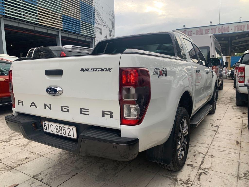 Bán Ford Ranger Wildtrak 3.2 đời 2016, đăng kí 3/2017, màu trắng, nhập khẩu  (4)