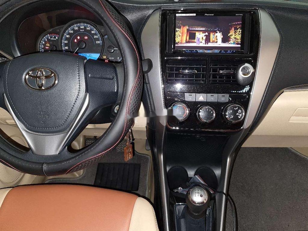Cần bán lại xe Toyota Vios sản xuất năm 2018, xe chính chủ giá thấp (12)