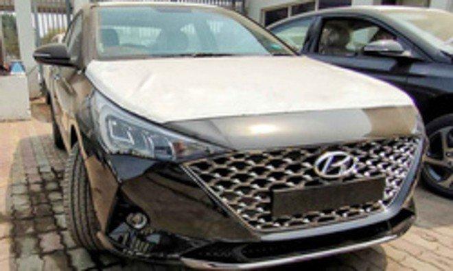 Hyundai Accent 2020 lộ diện tại Việt Nam.