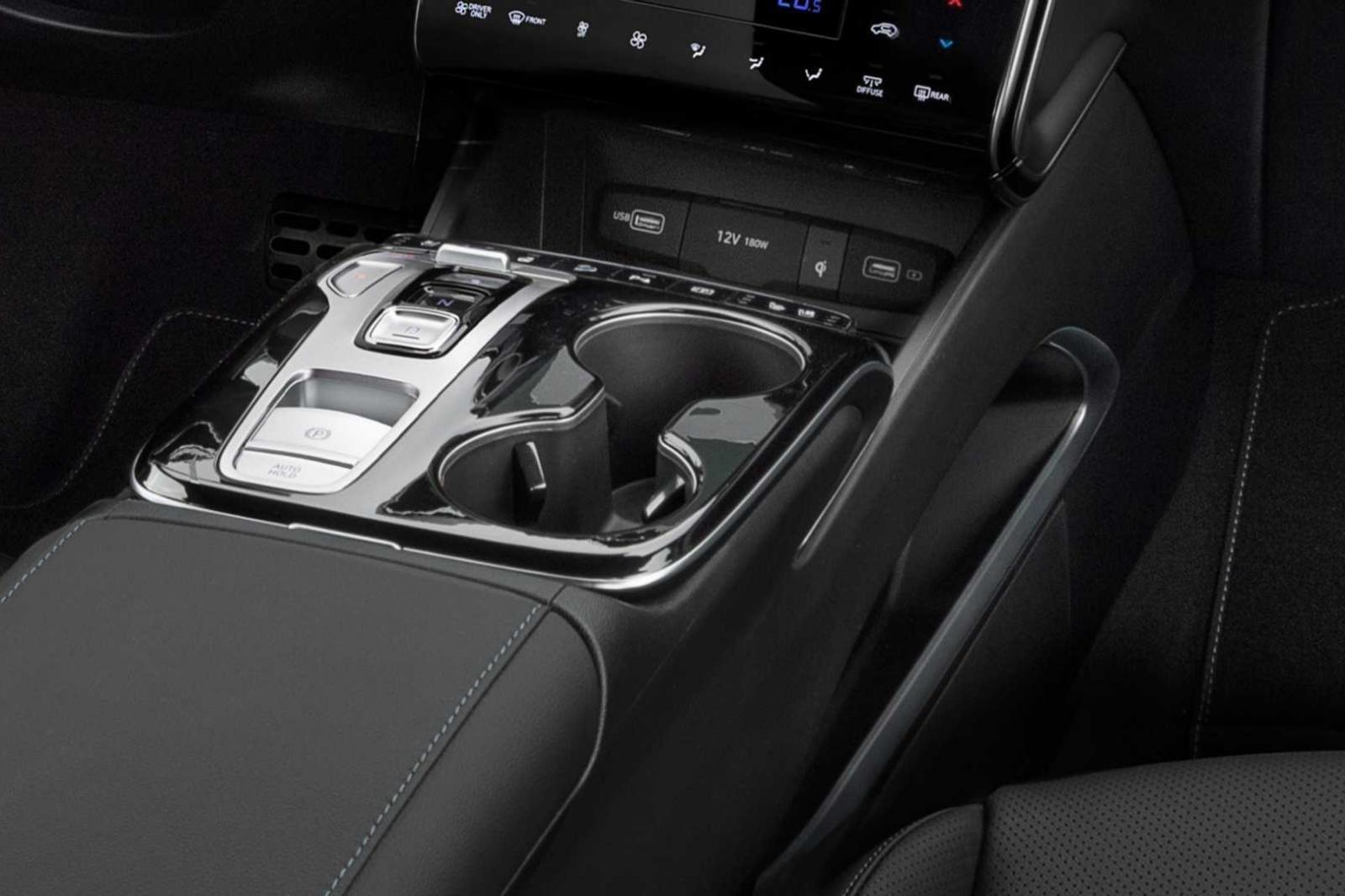 Nội thất của Hyundai Tucson 2021 - Ảnh 2.
