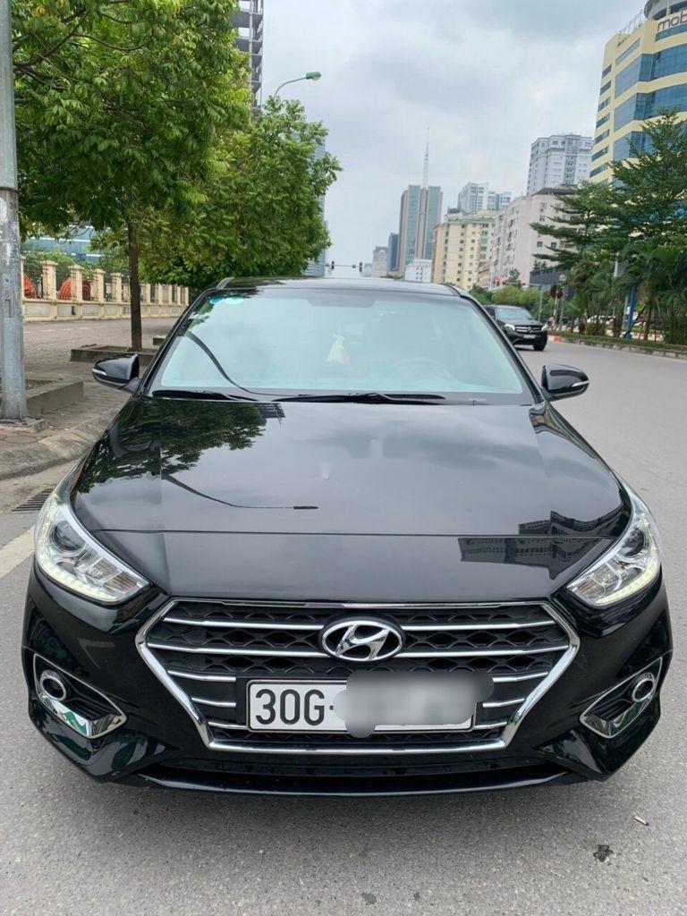 Bán gấp chiếc Hyundai Accent sản xuất năm 2020, giá tốt (1)