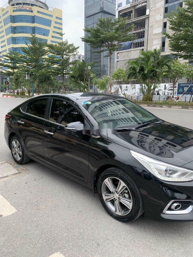 Bán gấp chiếc Hyundai Accent sản xuất năm 2020, giá tốt (3)