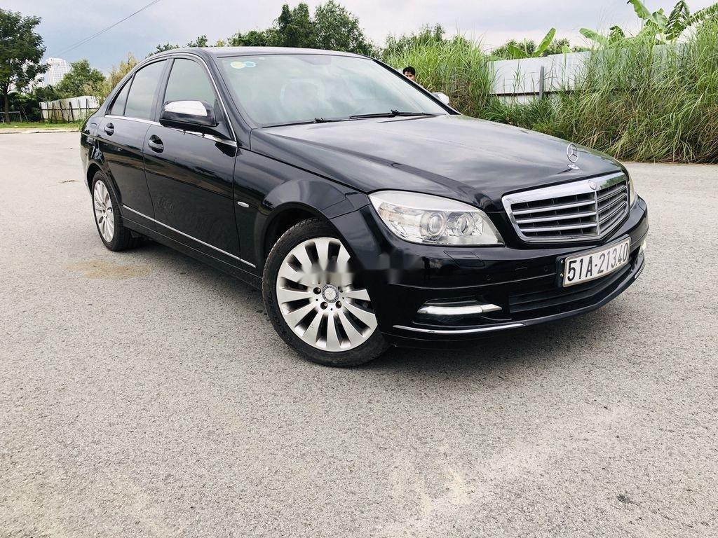 Bán Mercedes-Benz C200 năm sản xuất 2007, giá tốt, chính chủ sử dụng (1)