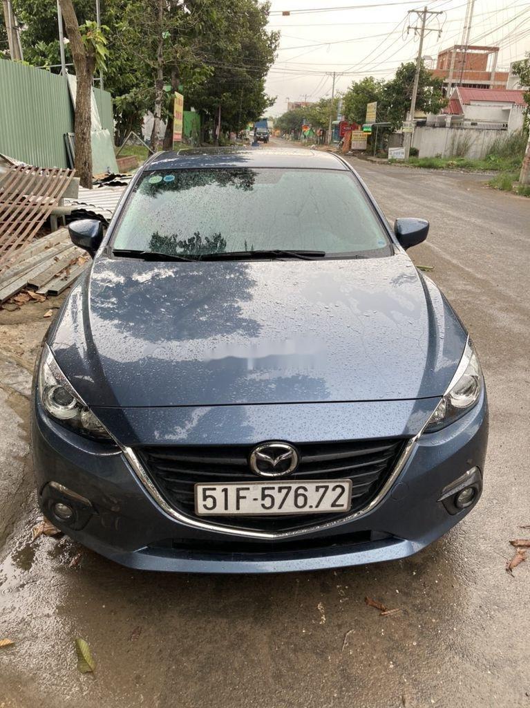 Bán ô tô Mazda 3 sản xuất năm 2016, xe nhập số tự động, giá tốt, còn mới (1)