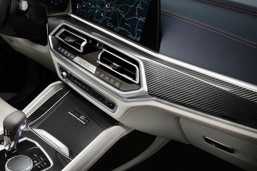 BMW X5, X6 tích hợp công nghệ tiện dụng tối tân.