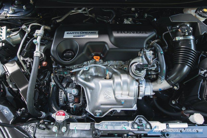 Động cơ đương thời vẫn xuất hiện dưới nắp ca-pô Honda CR-V 2021 mới.