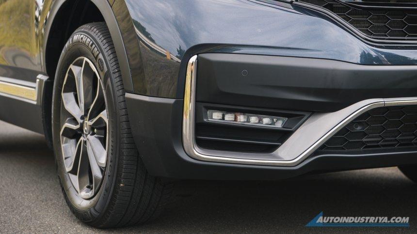 Honda CR-V 2021 cập nhật mới thay đổi nhẹ.