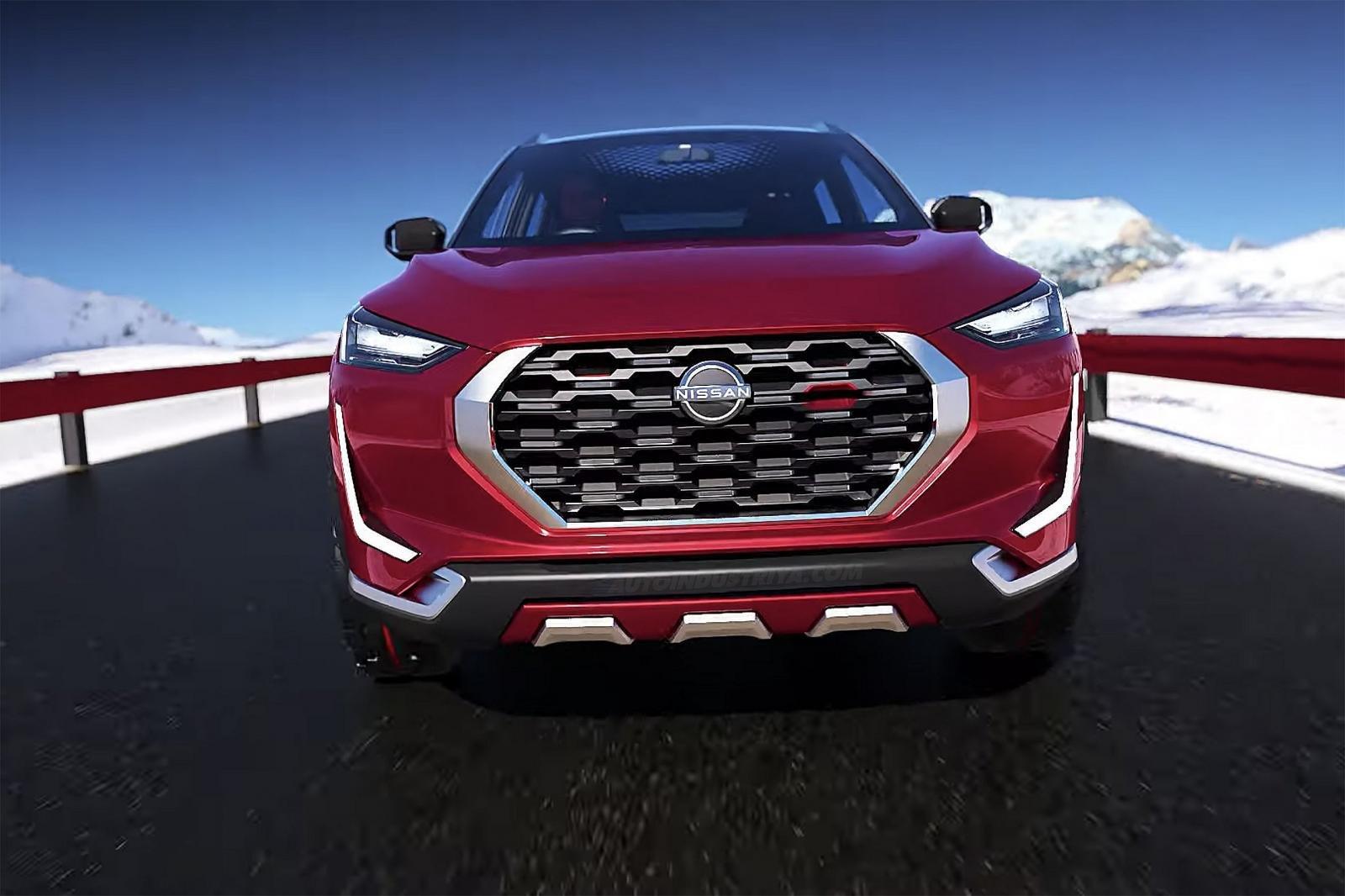 Tân binh crossover giá rẻ Nissan Magnite hấp dẫn.