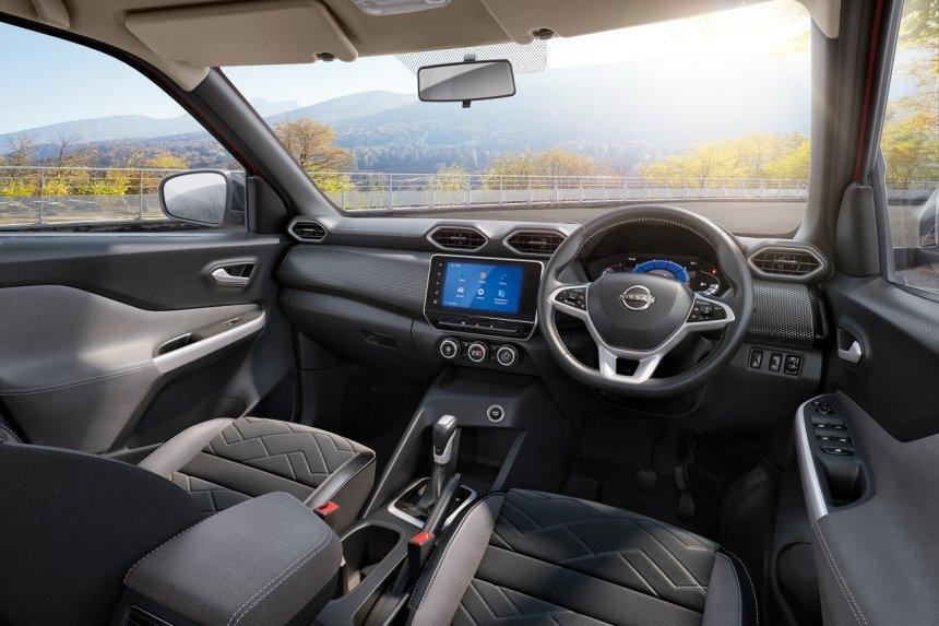 Nissan Magnite năng động, trẻ trung và hiện đại.