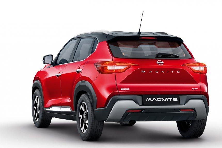 Mẫu crossover giá rẻ Nissan Magnite hứa hẹn mang đến ngải nghiệm lái thoải mái.