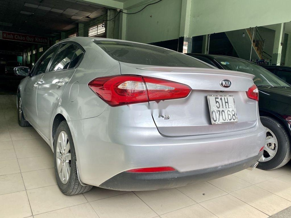 Cần bán lại xe Kia K3 năm sản xuất 2015 còn mới (6)