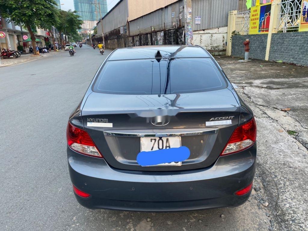 Bán xe Hyundai Accent năm sản xuất 2011, xe nhập số tự động (12)