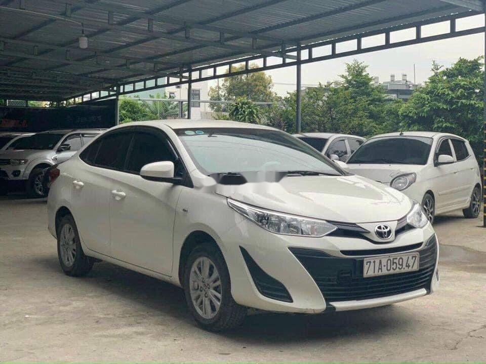Bán xe Toyota Vios sản xuất 2018 còn mới, 415tr (8)