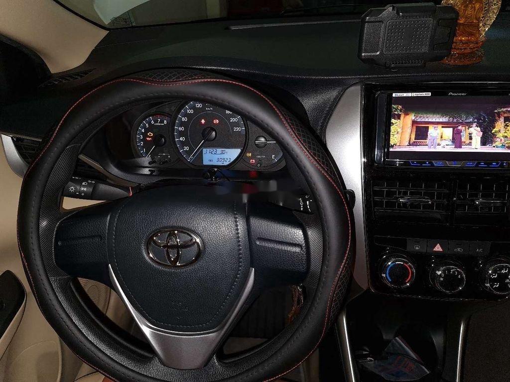 Cần bán lại xe Toyota Vios sản xuất năm 2018, xe chính chủ giá thấp (7)