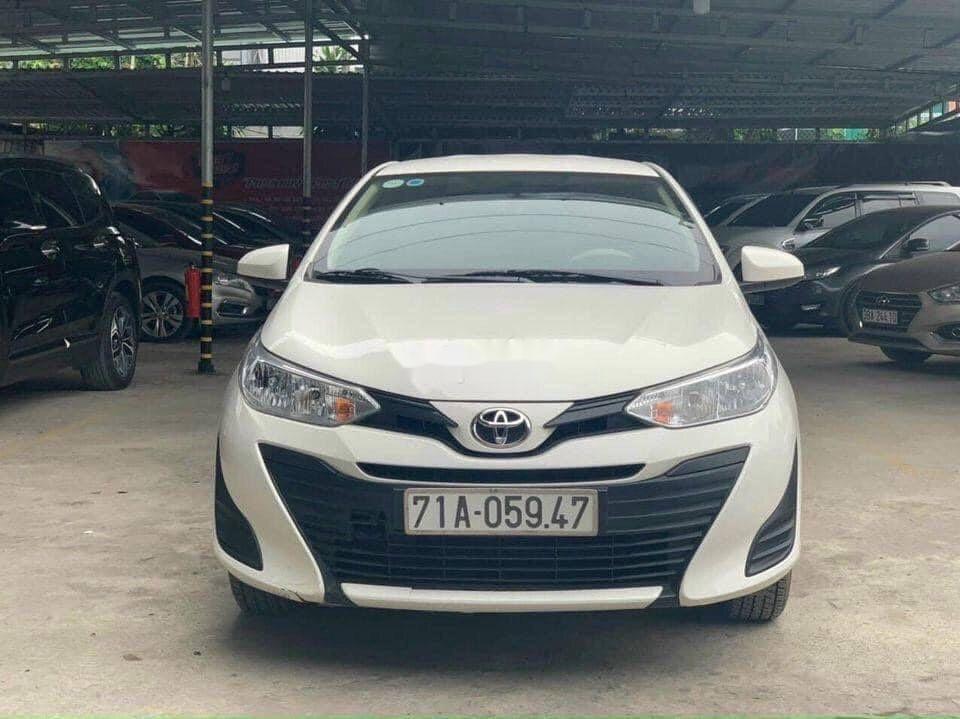 Bán xe Toyota Vios sản xuất 2018 còn mới, 415tr (1)