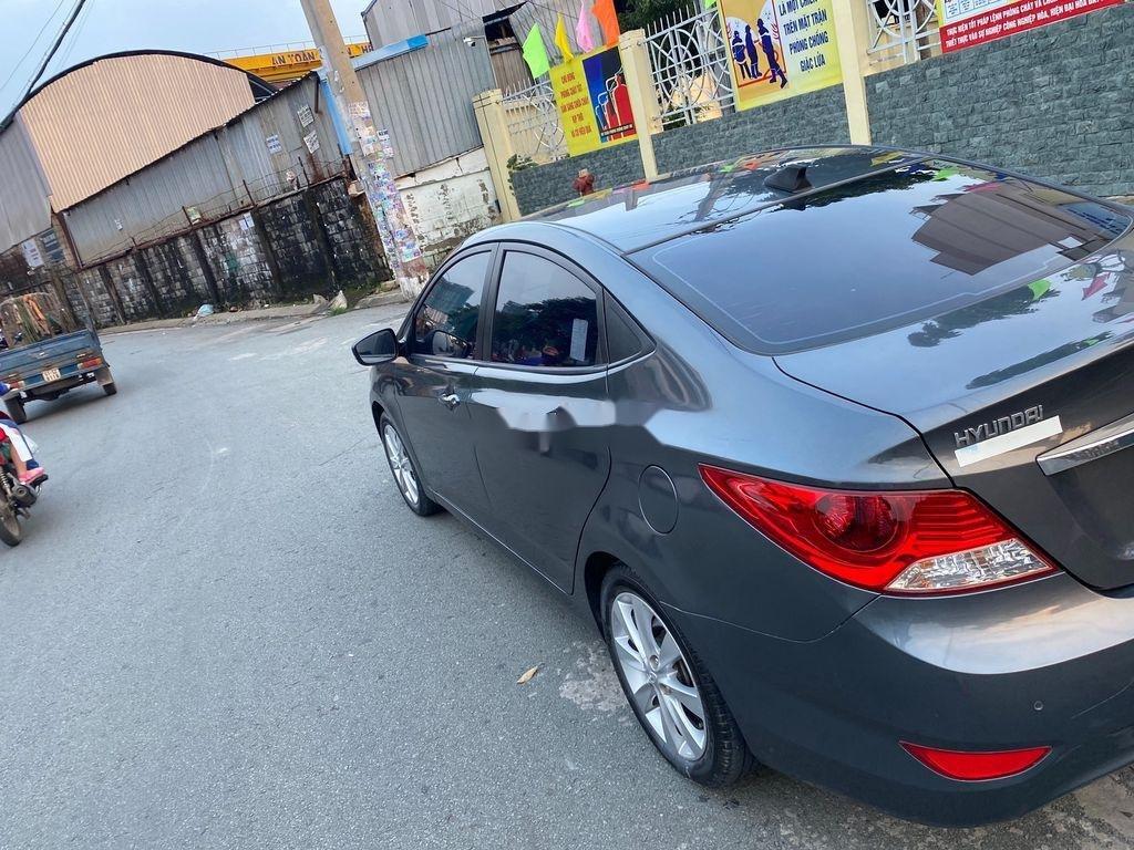 Bán xe Hyundai Accent năm sản xuất 2011, xe nhập số tự động (3)