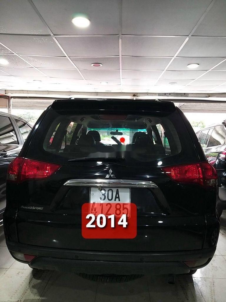 Bán gấp chiếc Mitsubishi Pajero Sport 2014 số sàn, 1 cầu máy dầu (4)