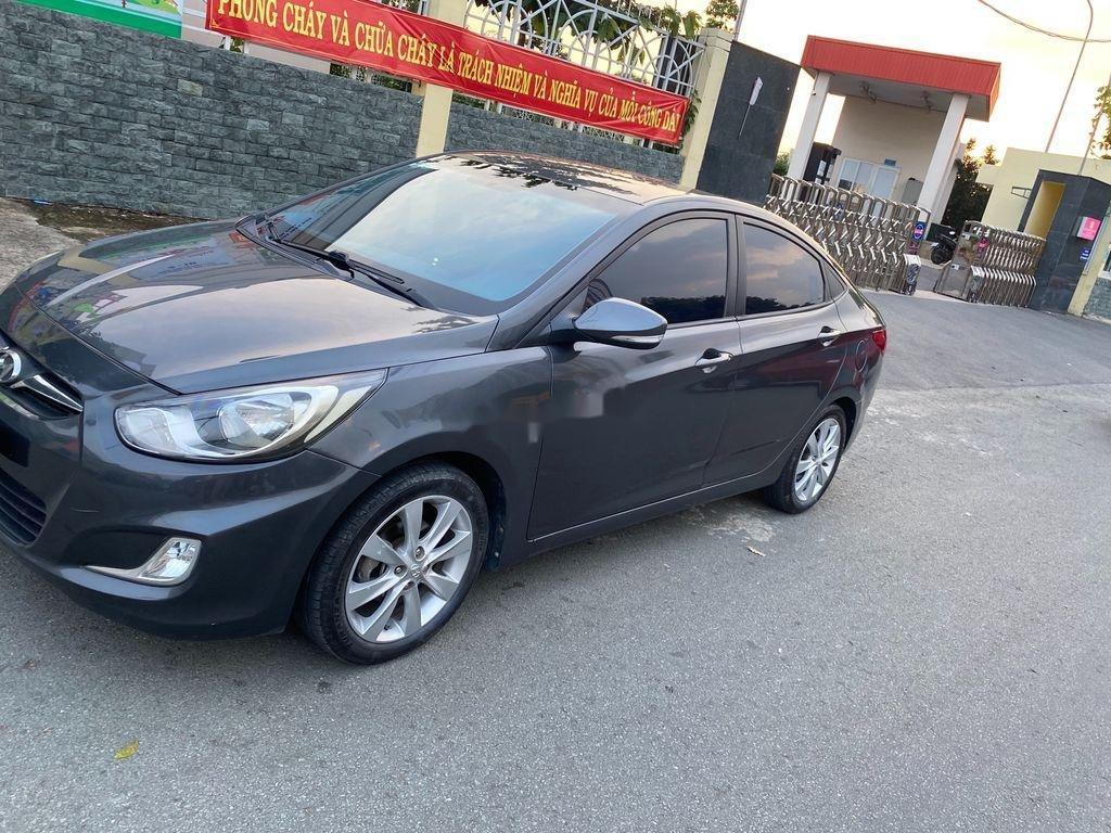 Bán xe Hyundai Accent năm sản xuất 2011, xe nhập số tự động (2)