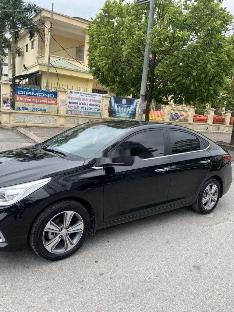Bán gấp chiếc Hyundai Accent sản xuất năm 2020, giá tốt (4)