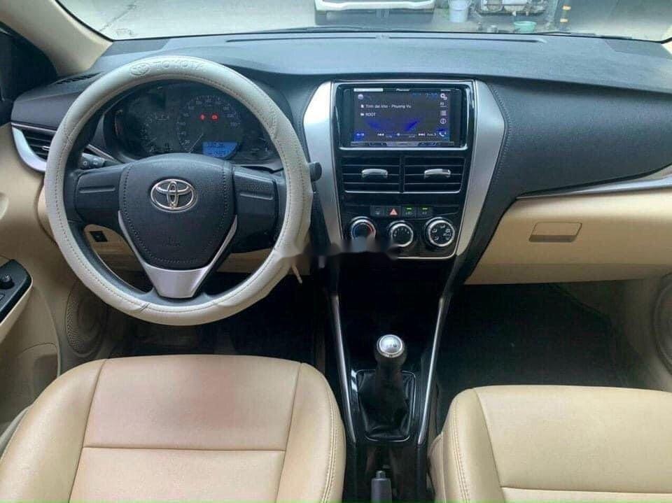 Bán xe Toyota Vios sản xuất 2018 còn mới, 415tr (9)