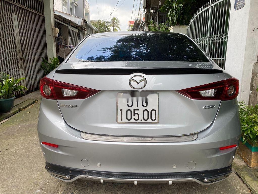 Bán xe Mazda 3 sản xuất 2017, màu bạc, số tự động (3)