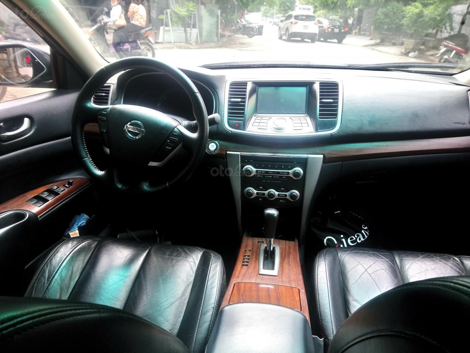 Chính chủ bán xe Nissan Teana 2.0 2010 giá cạnh tranh, xe rất mới (5)