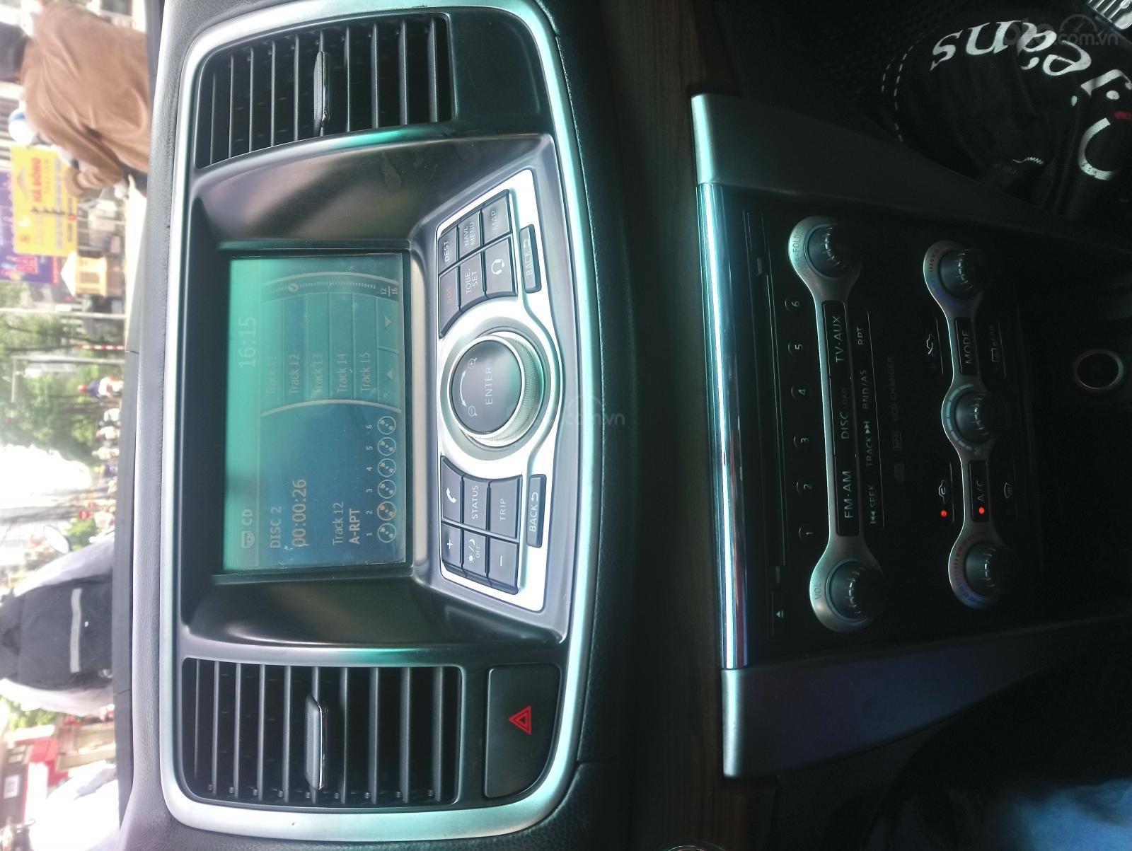 Chính chủ bán xe Nissan Teana 2.0 2010 giá cạnh tranh, xe rất mới (6)