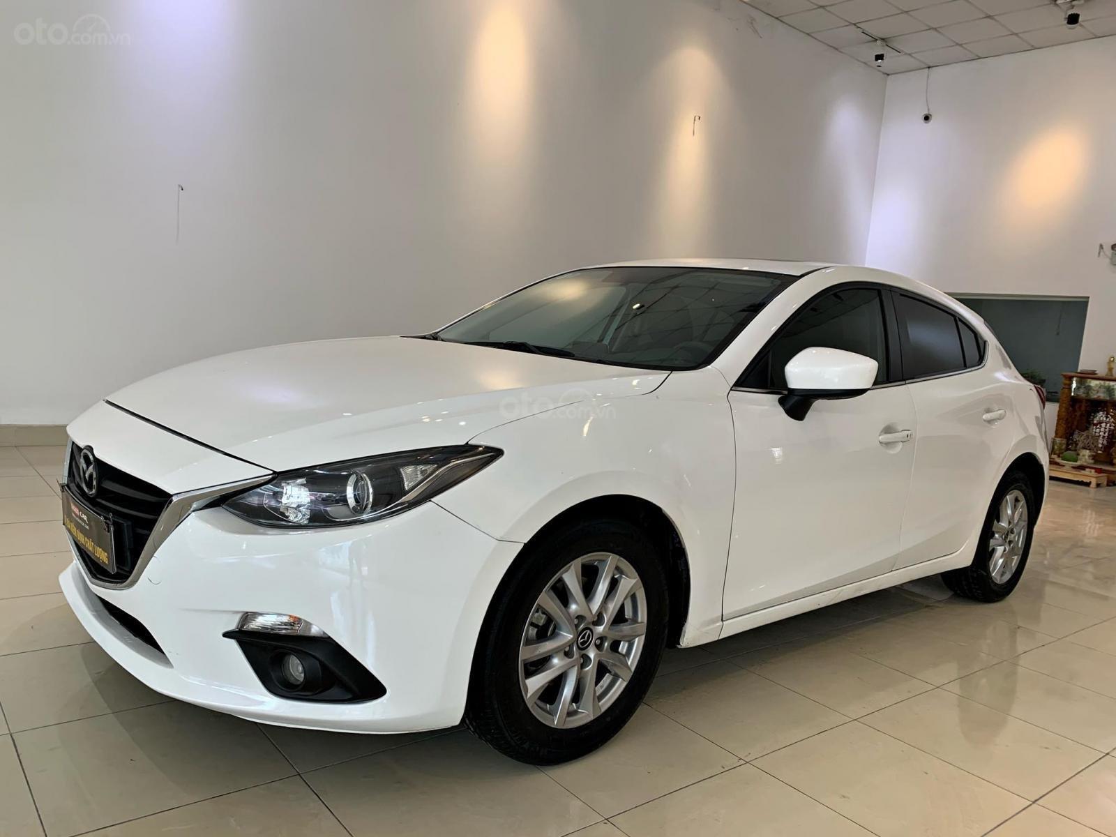 Bán nhanh với giá ưu đãi nhất chiếc Mazda 3 1.5AT sản xuất năm 2015, xe còn mới (3)