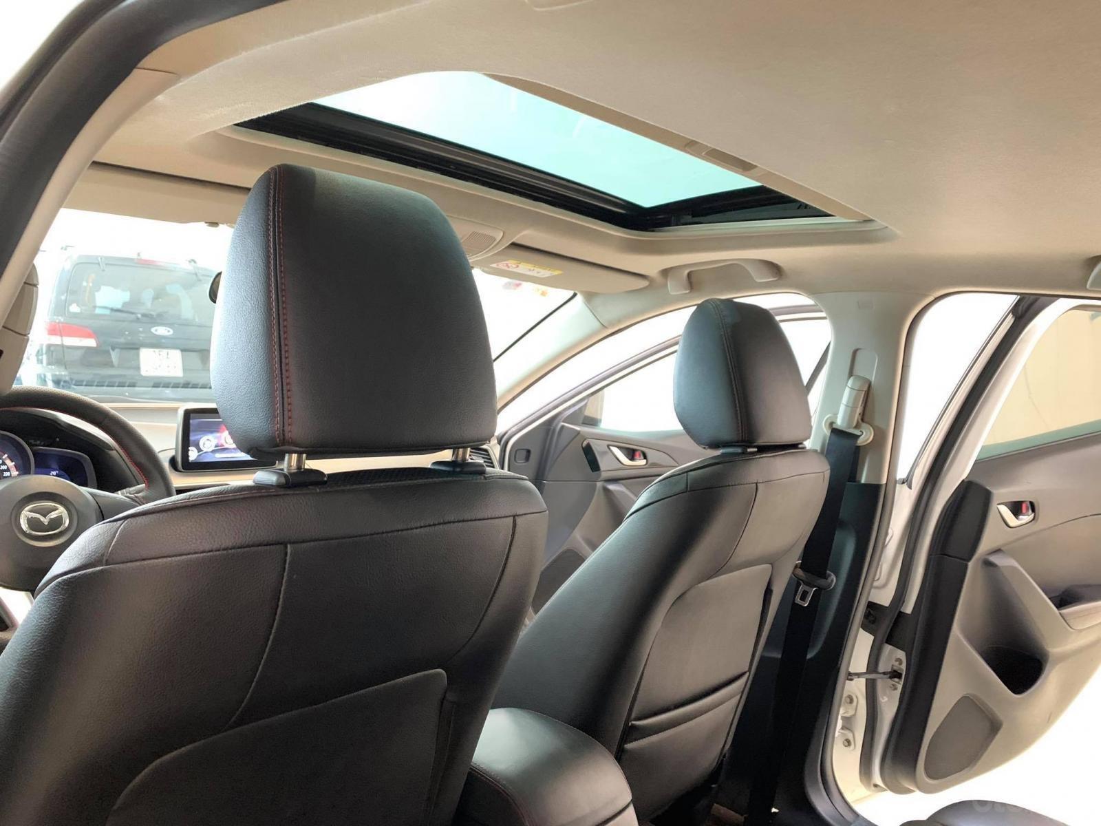 Bán nhanh với giá ưu đãi nhất chiếc Mazda 3 1.5AT sản xuất năm 2015, xe còn mới (7)