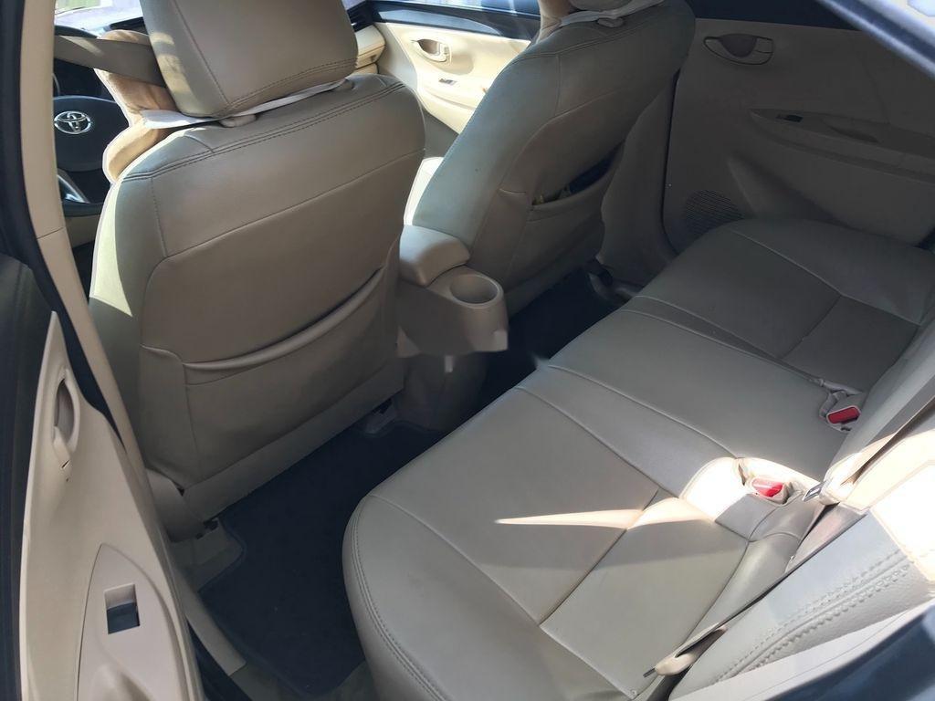 Cần bán xe Toyota Vios sản xuất 2017, màu bạc xe gia đình, giá chỉ 410 triệu (5)