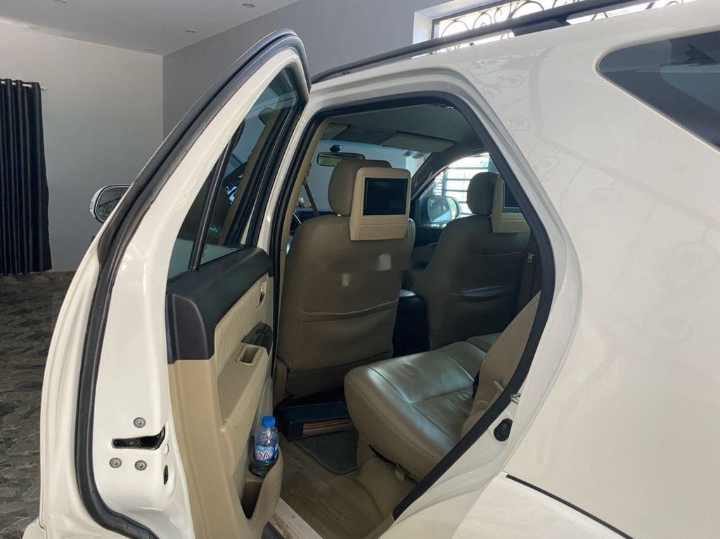 Bán xe Toyota Fortuner sản xuất năm 2015, màu trắng, nhập khẩu số tự động (2)