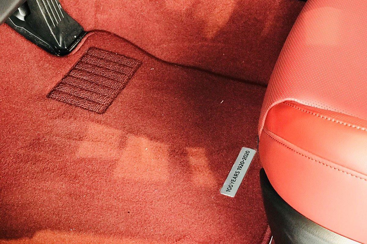 Thảm sàn xe Mazda 3 Sport bản kỷ niệm 100 năm 1