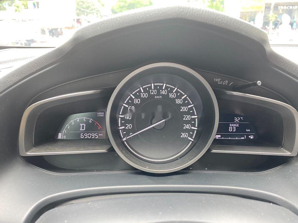 Bán xe Mazda 3 sản xuất 2017, màu bạc, số tự động (7)