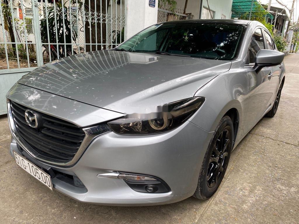 Bán xe Mazda 3 sản xuất 2017, màu bạc, số tự động (2)