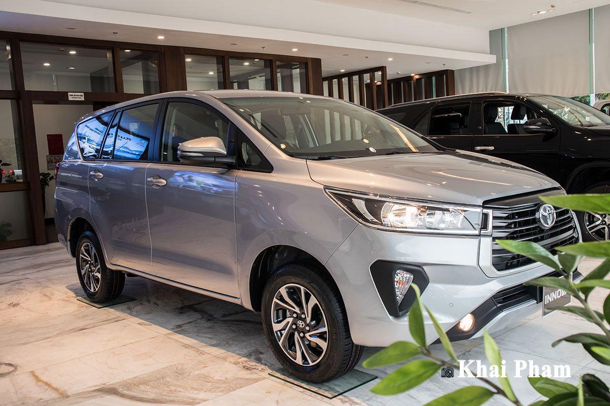 Đánh giá nhanh Toyota Innova 2020: A1