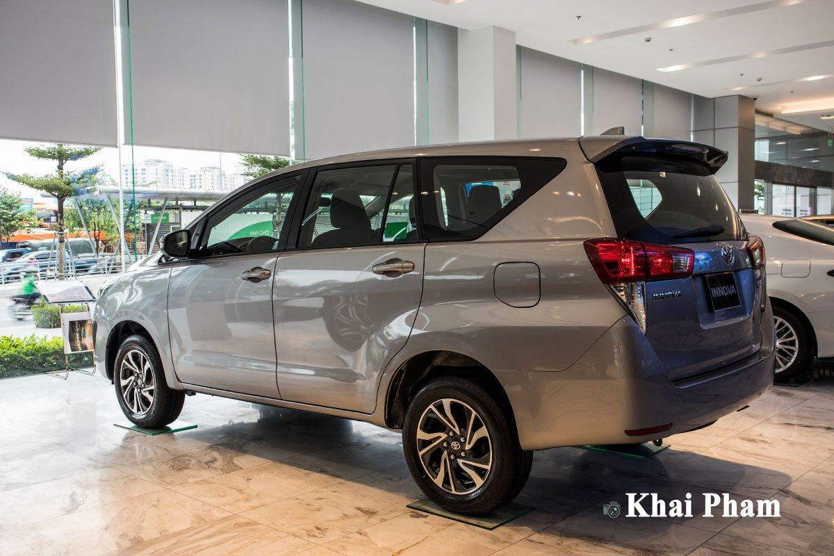 Ảnh Tổng quát xe Toyota Innova 2020