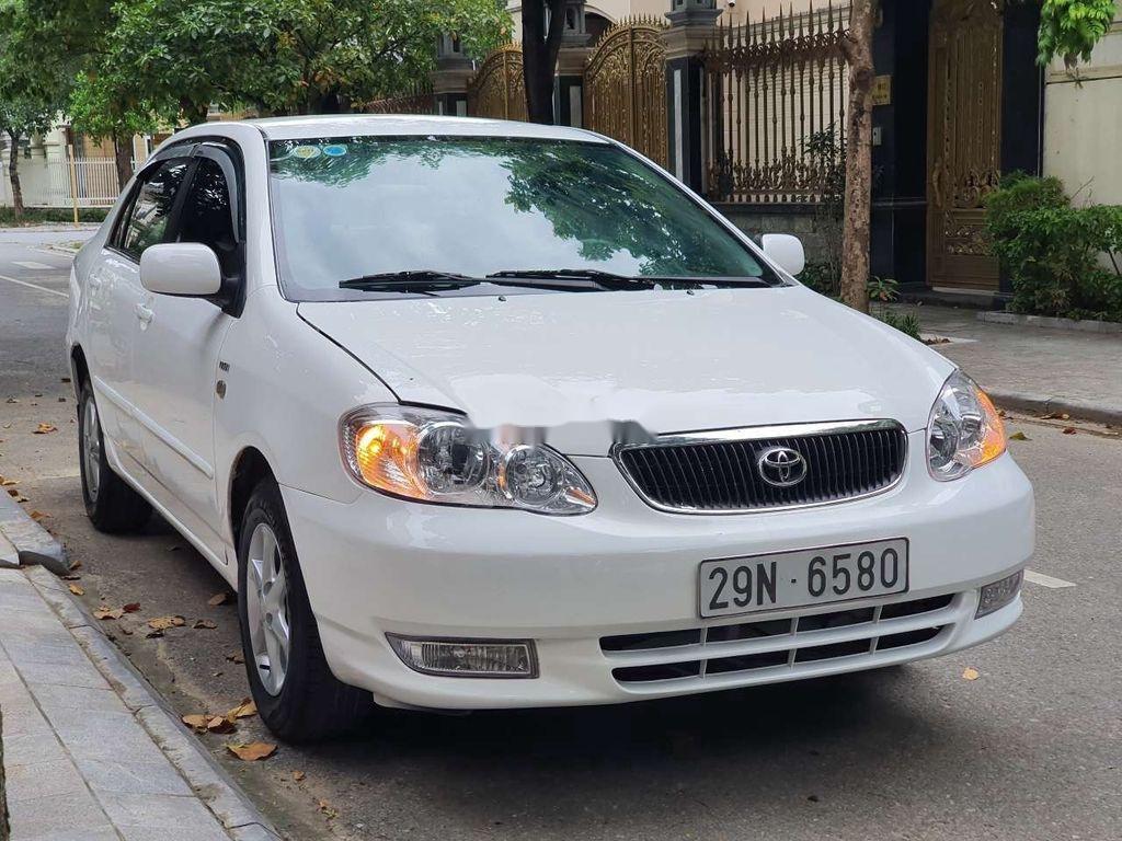 Bán Toyota Corolla Altis năm sản xuất 2005 còn mới (4)