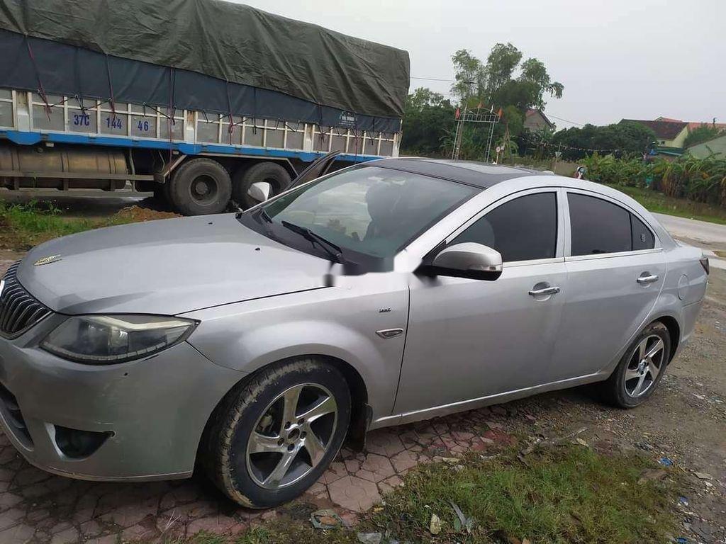 Cần bán lại xe Haima M3 số tự động năm sản xuất 2012, nhập khẩu nguyên chiếc (2)