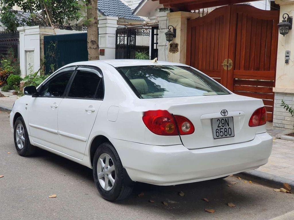 Bán Toyota Corolla Altis năm sản xuất 2005 còn mới (7)