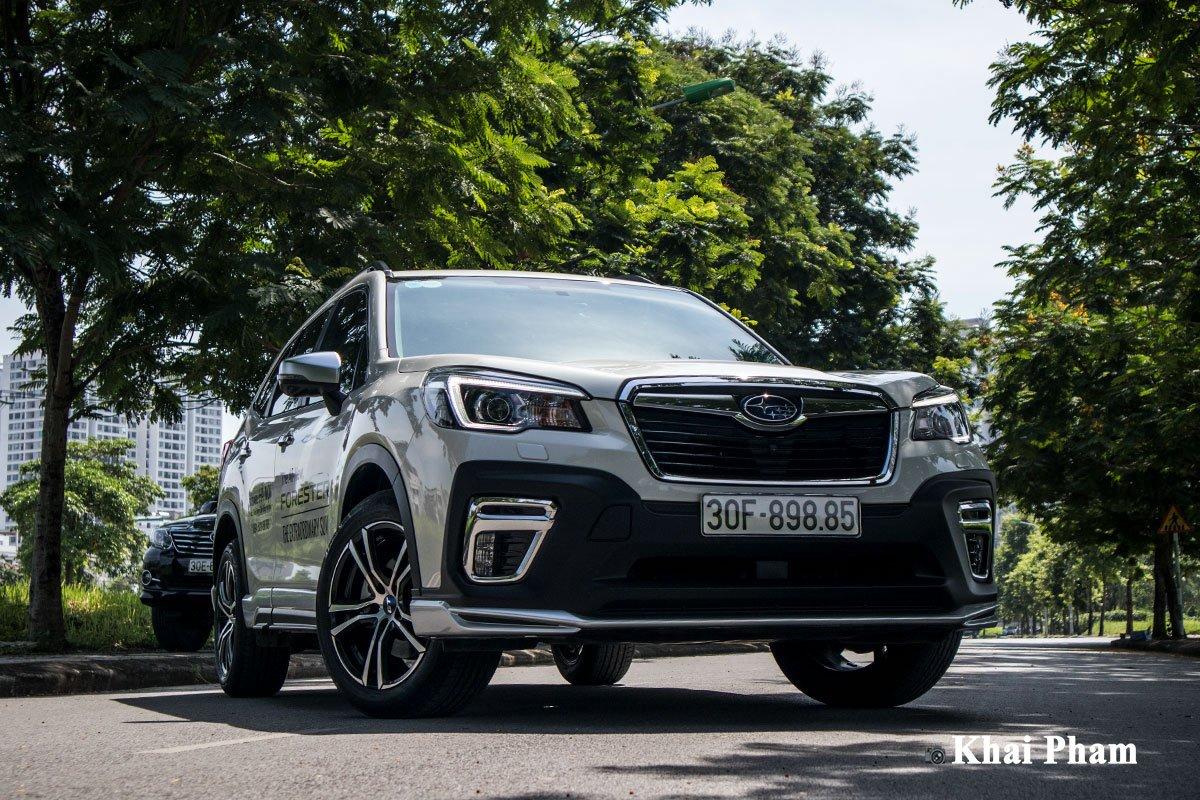 Subaru chơi lớn, dành ưu đãi khủng cho khách mua xe Forester tháng 11 và 12 1
