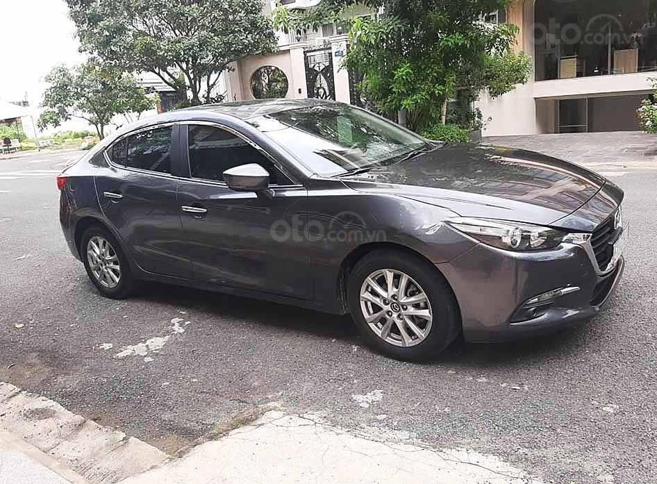 Bán Mazda 3 sản xuất 2019, màu xám còn mới, giá chỉ 610 triệu (1)